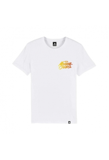 """NEW!!! MTN """"Handstyle"""" White T-Shirt"""