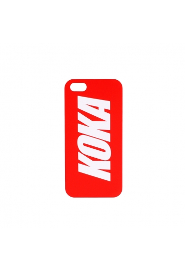 Obudowa na telefon KOKA Logo Iphone 5/5S Case Red