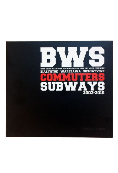 BWS - COMMUTERS 2003 - 2016 DVD
