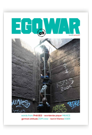 EGO WAR magazine #16