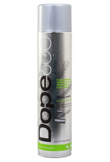 Farba Dope Action Spray Chrome 600ml