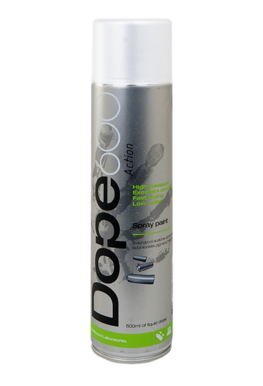 Farba Dope Action Spray White 600ml