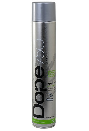 Farba Dope Action Spray Chrome 750ml