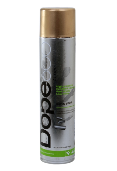 Farba Dope Action Spray Gold 600ml