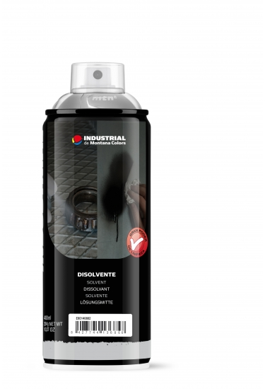 MTN Industrial Solvent Spray 400ml
