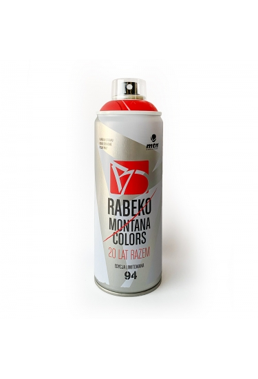 Rabeko x MTN94 20lat Limited Edition 400ml