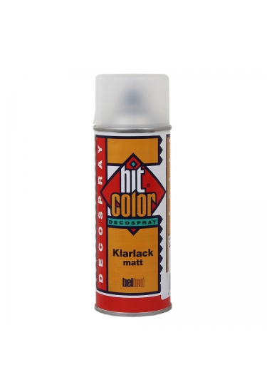 Farba Belton Hit Color Spray 400ml Lacquer Matt