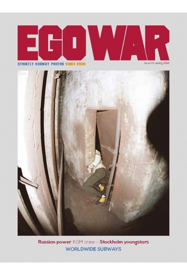 EGO WAR magazine #18