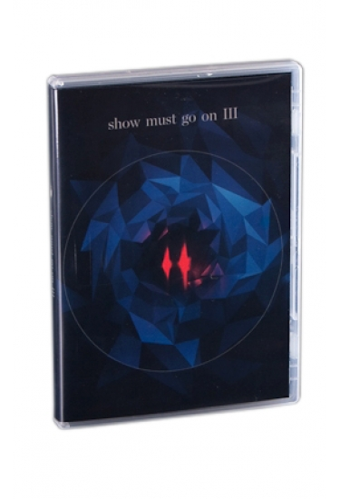 Show Must Go On 3 DVD