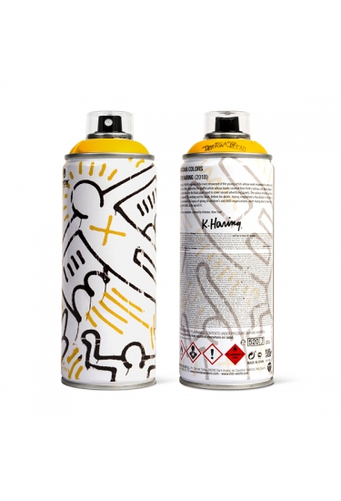 Farba MTN Montana Limited Edition Keith Haring Volador