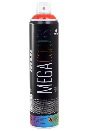 Farba MTN Montana MEGA COLORS Spray 600 ml