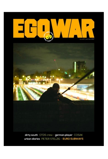 EGO WAR magazine #17