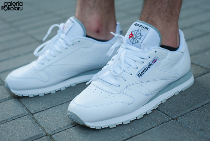 Reebok Classic Leather Damskie
